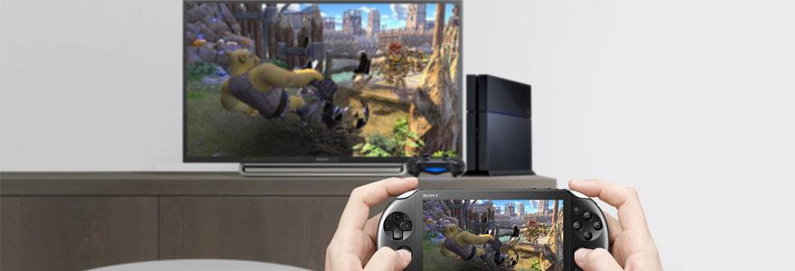 Lire la PS3 à distance