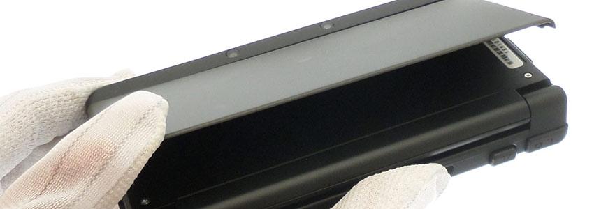 'écran supérieur d'une Nintendo DS Lite
