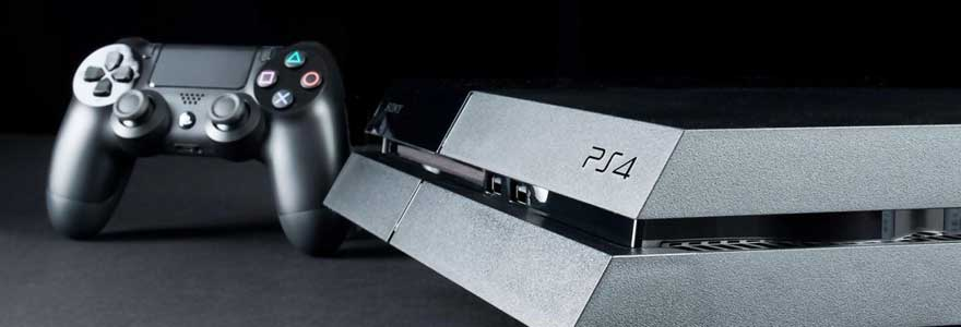 la PS4 officiel