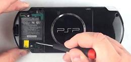 Réparation console